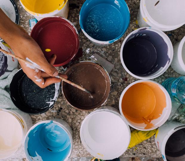 Bonamy Finch paint manufacturer