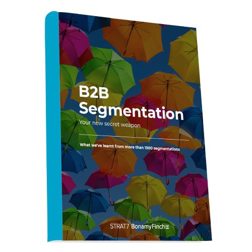 bonamy finch b2b segmentation ebook